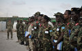Somalia army officers trained on International Humanitarian law and Human Rights