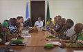 UNSOA Strategic Review Team Visits Mogadishu